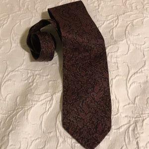Giorgio Armani Silk Tie!